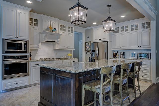 Nội thất phòng bếp đẹp không nhất thiết phải lựa chọn những đồ đắt tiền