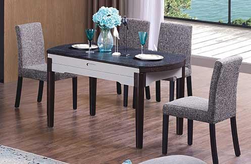Bàn ghế ăn hiện đại cao cấp thiết kế ấn tượng