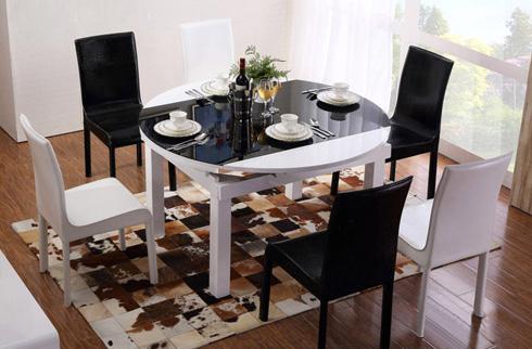 Bàn ghế ăn hiện đại thiết kế sang trọng