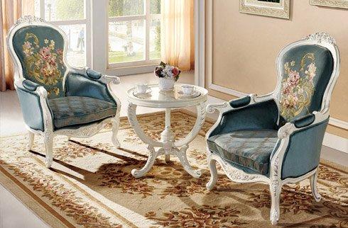 Bộ bàn ghế khách sạn phong cách Châu Âu