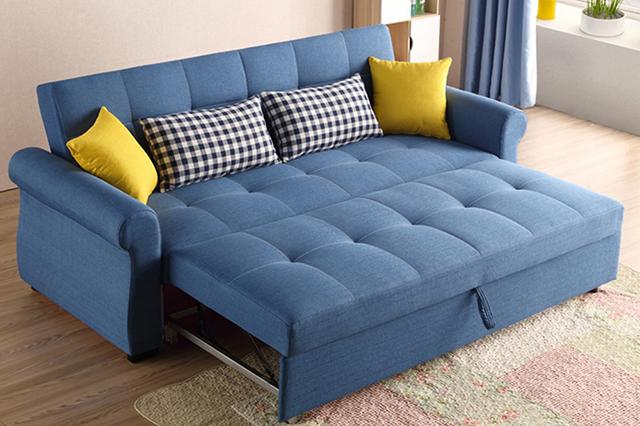 Ghế sofa giường nằm nội thất mang phong cách thời đại mới